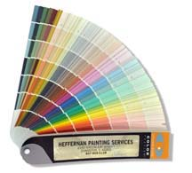 Benjamin Moore Paint Color Fan Deck